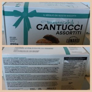 cantucci assortiti